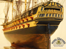 Agamemnon HMS Model Ship