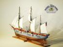 Alabama CSS Model Ship