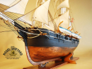 Charles W. Morgan Model Ship