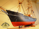Discovery RRS Model Ship Model Ship