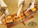 Drommedaris Model Ship