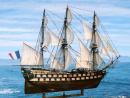 Le Superbe Model Ship
