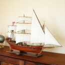 Mystique Model Ship