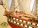 Unicorn HMS Model Ship