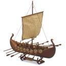 Viking DIY Model Ship