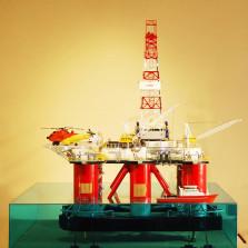 Drilling Rig – Actinia