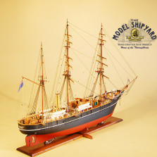 Discovery RRS Model Ship