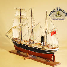 Endurance wooden scale Model Ship