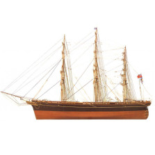 Cutty Sark Tea Clipper  DIY Model Ship