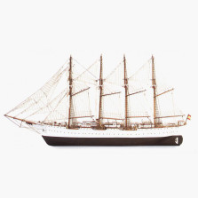 JS Elcano  DIY Model Ship