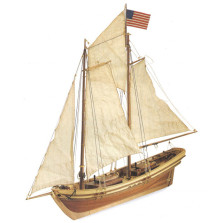 Swift 1805  DIY Model Ship