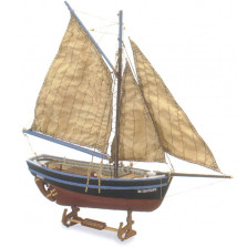 Bon Retour  DIY Model Ship