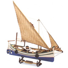 Llaod-Palma Nova  DIY Model Ship