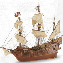 San Juan Spanish Galeon  DIY Model Ship