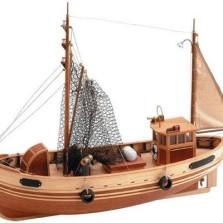 Bremen Krabben Kutter  DIY Model Ship