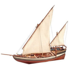 Sultan Arab Dhow  DIY Model Ship