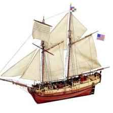Independence 1775  DIY Model Ship