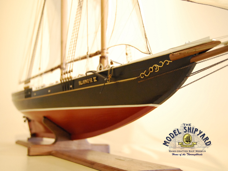 Bluenose Model Ship | Exclusive | For the discerning Collector