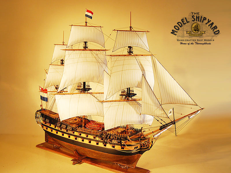 De delft model ship exclusive for the discerning collector for Delft mobel buche