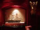 Nautical Decor Model Ship
