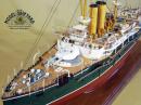 Albion HMS Model Ship