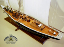 Bluenose I & II Model Ship
