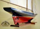 Bluenose I & II Model Ship