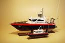 Carabinieri Model Ship