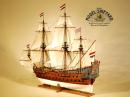 De Zeven Provincien Model Ship