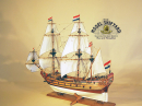 Drommedaris Model Ship