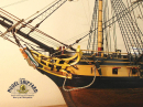 Essex USS Model Ship