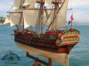 Geldermalsen Model Ship