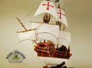Golden Hind Model Ship