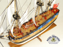 Endeavor HMS Model Ship