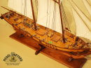 Harvey Model Ship