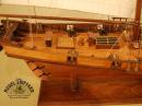 Harvey Model Ship