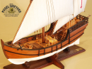 La Nina Model Ship