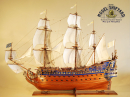 Le Soleil Royal Model Ship