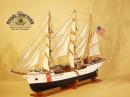 Eagle USCG Model Ship