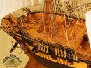 Surprise HMS Model Ship
