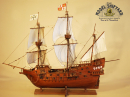 San Francisco Model Ship