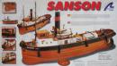 Sanson DIY Model Ship