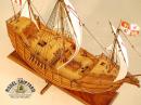 Santa Maria Model Ship