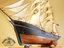 Terra Nova Model Ship