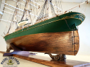 Thermopylae Wooden Scale Model Ship Model Ship