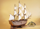 Victory HMS – Wooden Finish Model Ship