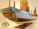 Zheng He Treasure Ship Model Ship