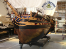 Agamemnon HMS Custom Projects Model Ship