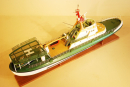 John T Essberger Model Ship