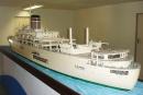 SA Vaal Model Ship